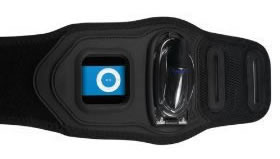 H2O Audio Amphibx Waterproof mp3 Armband for 2G iPod Shuffle Belt