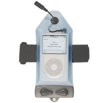 waterproof mp3 aquapac case