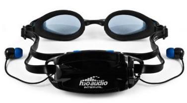 H2O Audio Interval 3G Waterproof Headphones