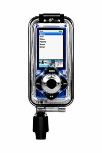 waterproof ipod nano capture case